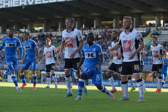 SV Roeselare - AA Gent
