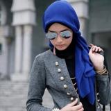 Casual Hijab Styles 2017 2018 Street Style