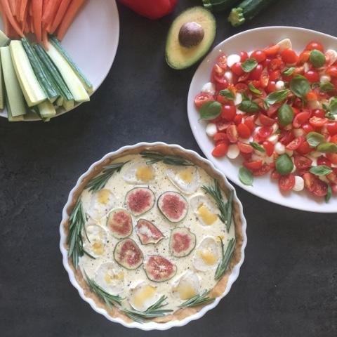 Sonntagsgedanken und leckere Rezepte von Christine
