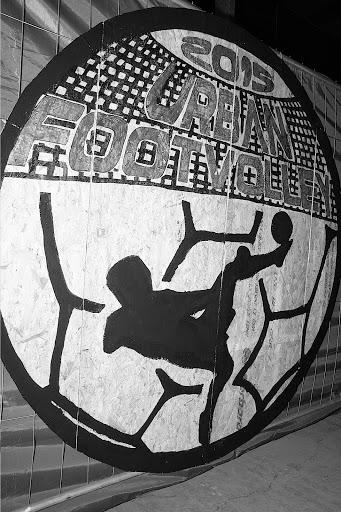 Urban footvolley