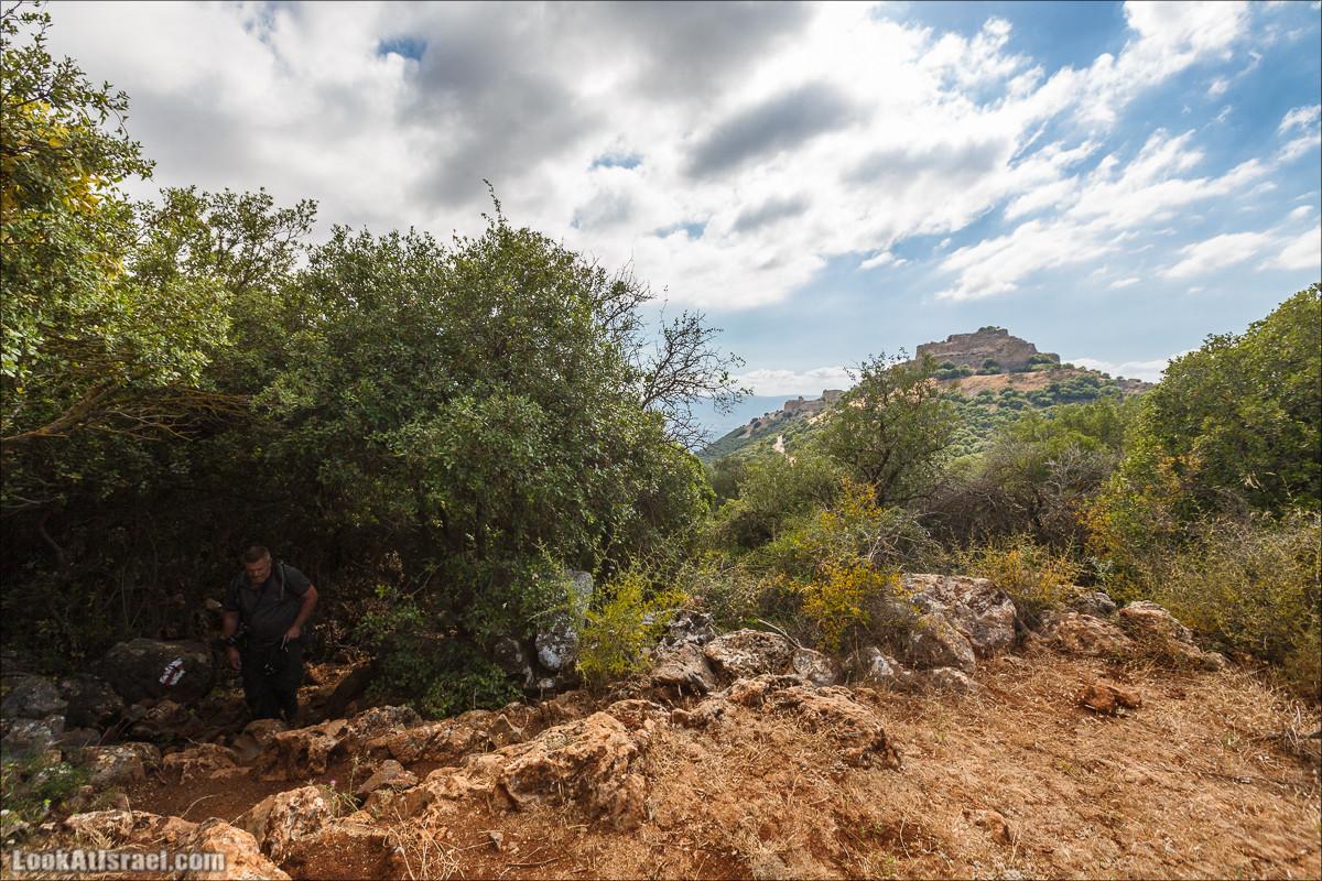 Нахаль Хазари и Нимрод | Nahal Hazuri | נחל חזורי | LookAtIsrael.com - Фото путешествия по Израилю