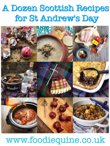 A Dozen Scottish Recipes for St Andrew's Day | Foodie ...