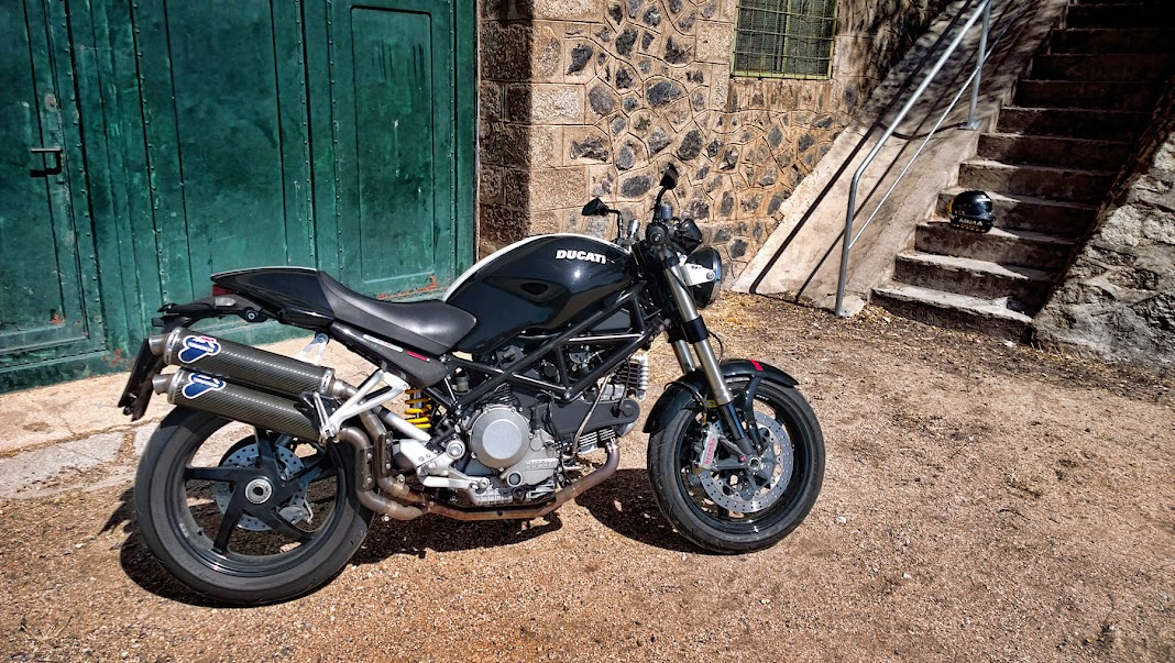 Ducati Monster S2R Termiglioni