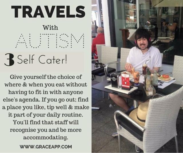 self cater