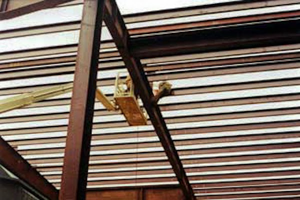 Systems Contracting Prefab Building Steel Erection