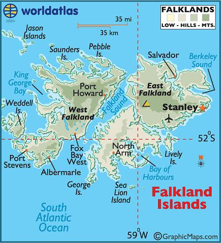 Milestones in the decimal coinage of the Falkland Islands
