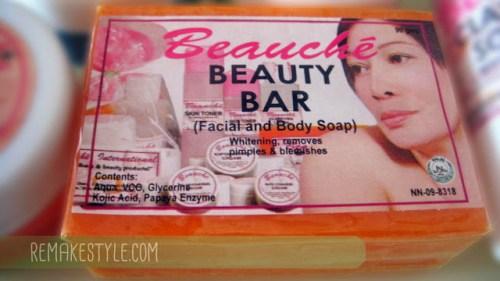 Beauche Beauty Bar Soap | Beauche Review