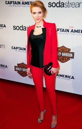 Scarlett Johansson HD Wallpapers