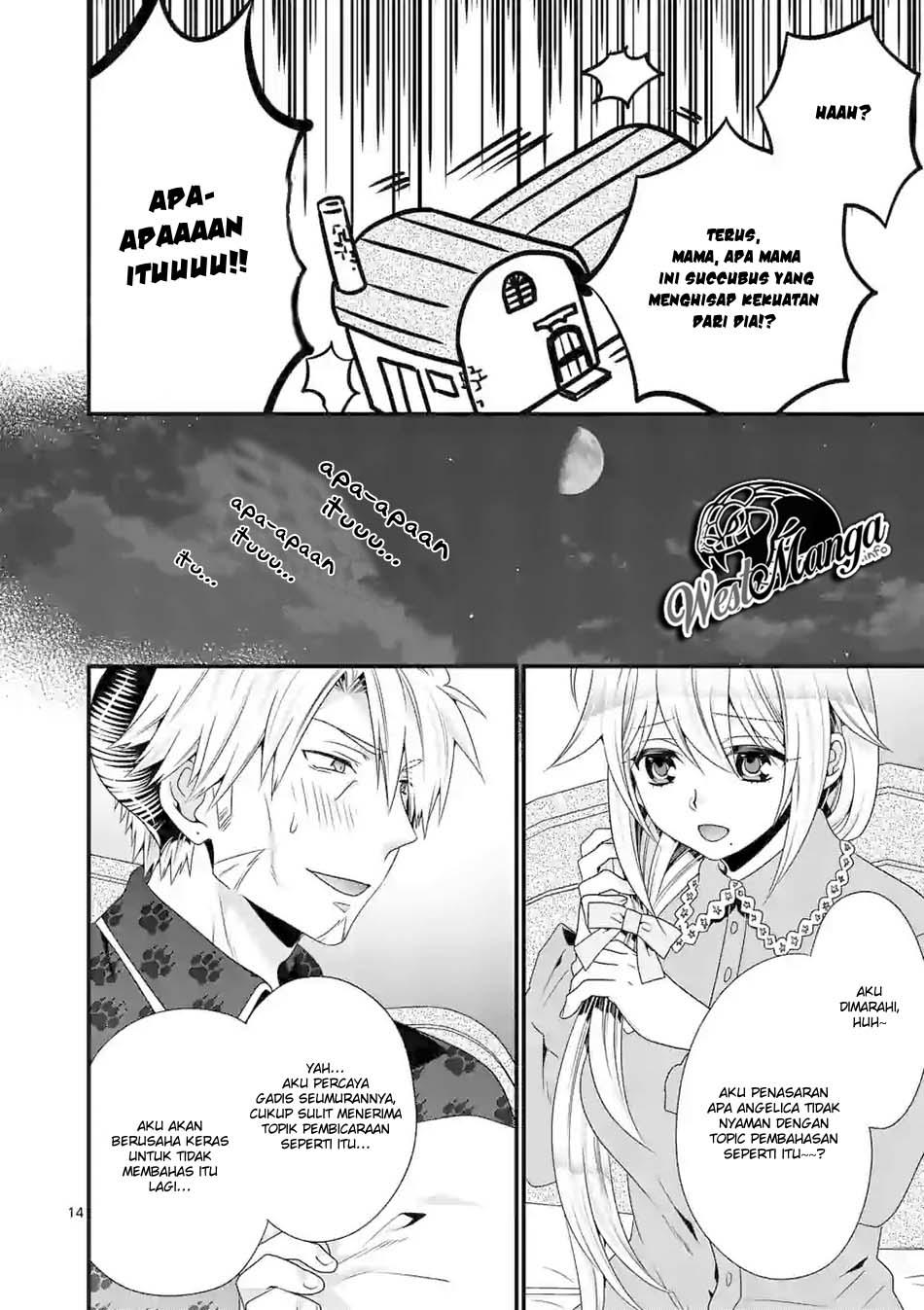 Maou desu Onna Yuusha no Hahaoya to Saikon Shita no de Onna Yuusha ga Giri no Musume ni Narimashita: Chapter 30 - Page 15