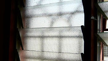 Bingkai besi cermin tingkap Nako