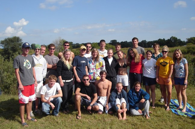 2008 Marquette Water Ski Team