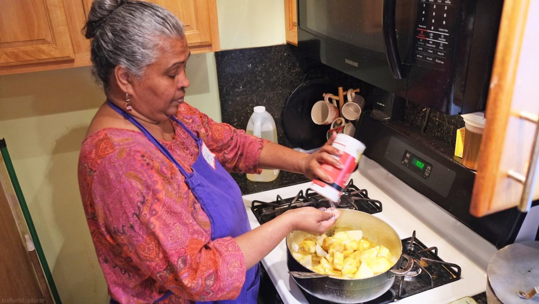 Dash of Salt Trinidadian cooking