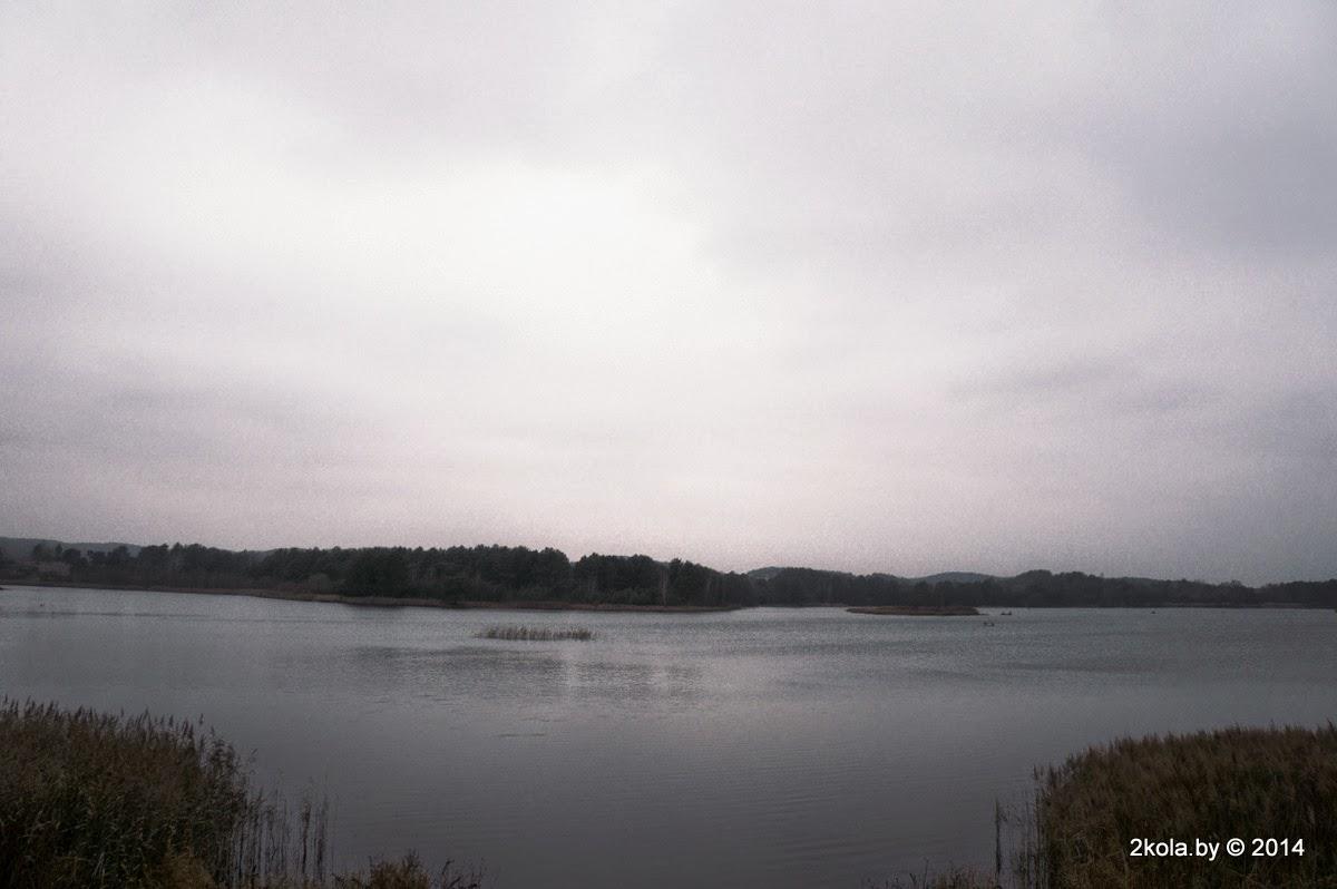 новоельницкое озеро