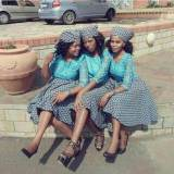 Awesome South African Dresses 2017 / 18