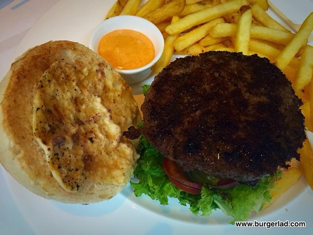 Gusto Restaurants, Manchester - Gusto Burger