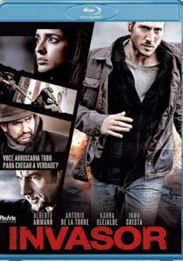 Invasor Dublado Torrent - 1080p / 720p BDRip Bluray DualAudio (2014) Legendado