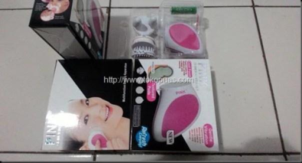 pembersih sajah pink skinner beauty set korea set