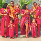 African Style Family Outfits Trends 2017 2018