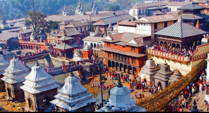 непал, храмы