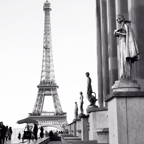 Neue Bilder aus Paris… und ein Give-away