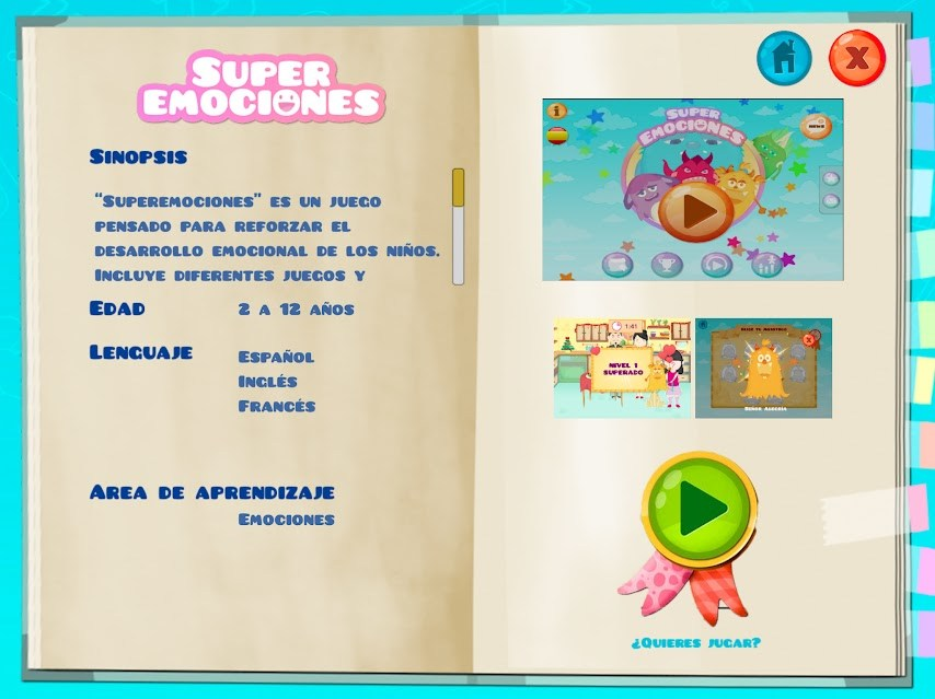 app-emociones-inteligencia-emocional-niños-educación-smile-and-learn