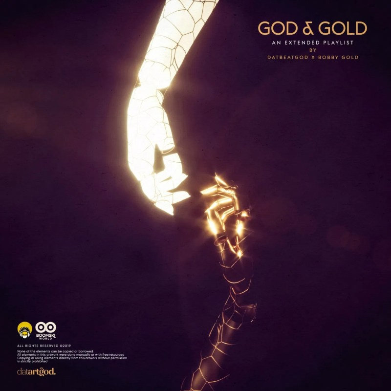 DatBeatGod & Bobby - God & Gold EP
