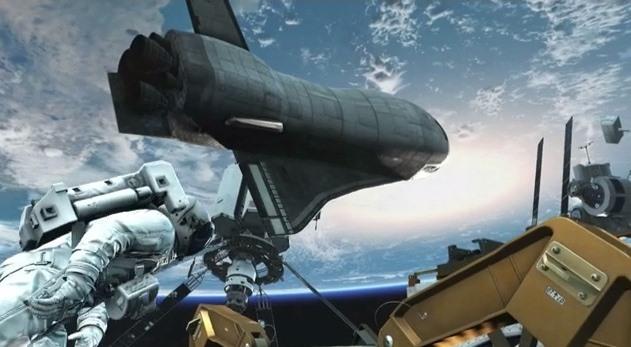 #驚險刺激的太空大戰:Call of Duty「Ghosts」Single Player Campaign! 2