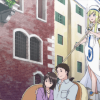 Towards the Miraculous Future: Aria the Avvenire OVA Episode Three Review and Reflection