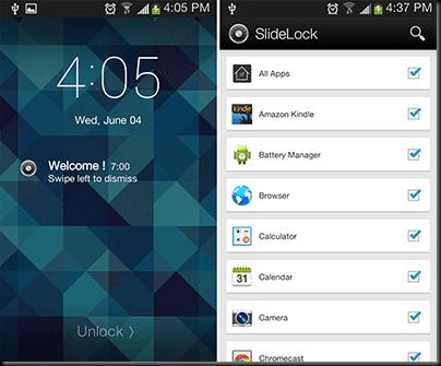 aplikasi terbaik lockscreen smartphone android