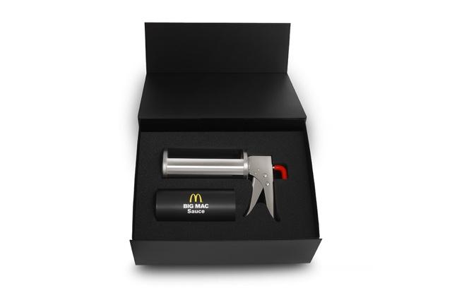 McDonald's Big Mac Sauce Auction