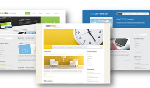 สร้างเว็บไซต์ง่ายด้วย CSS3