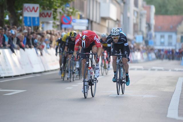 Debusschere en Julien Vermote