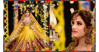 Viral Girl Nimra Ali gets Makeup by Kashees in Good Morning Pakistan