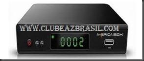 AMERICABOX 3606 HD