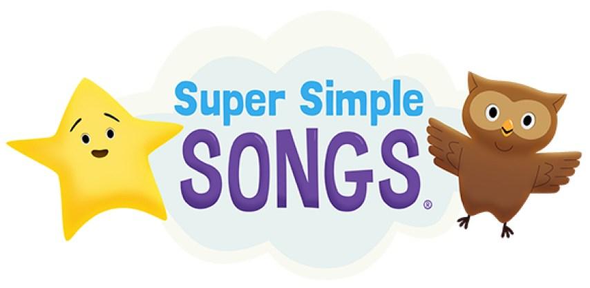 Super Simple Songs canal educativo de Youtube