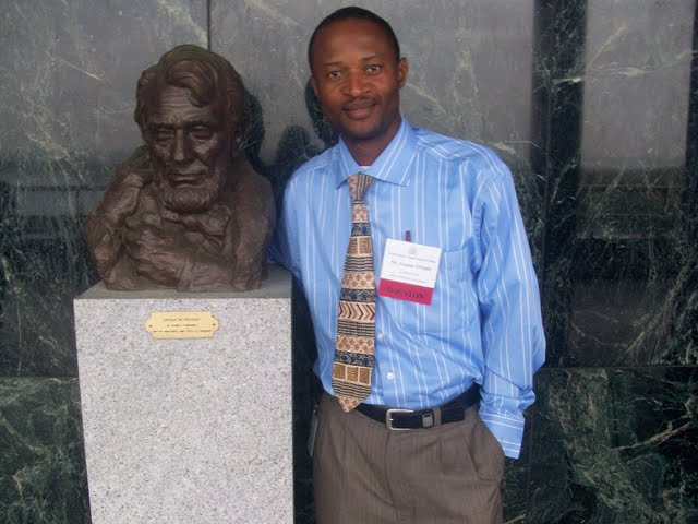 IVLP 2010 - Arrival in DC & First Fe Meetings - 100_0372.JPG