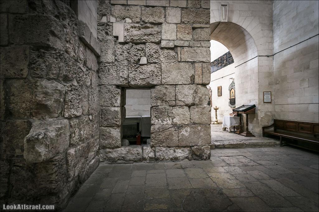 Церковь Александра Невского в Иерусалиме. Александровское подворье | Alexander Nevski Church in Jerusalem | LookAtIsrael.com - Фото путешествия по Израилю