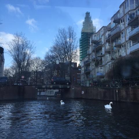 Ein Tag in Amsterdam