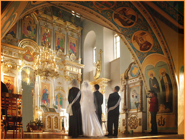 Russian Brides; Russian Orthodox Weddings; Russian Wedding Traditions; Weddings in Moscow; Weddings Russia