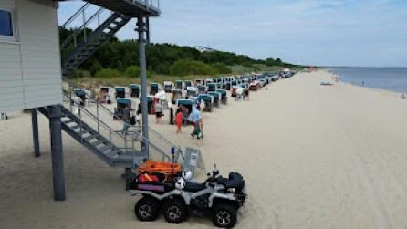 Wasserwacht am Strand