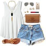 cute summer outfit ideas 2016