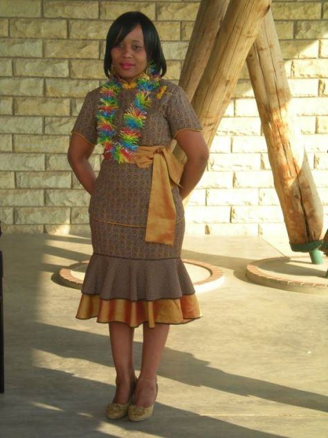 Seshoeshoe Traditional Wedding Dresses ⋆ Fashiong4