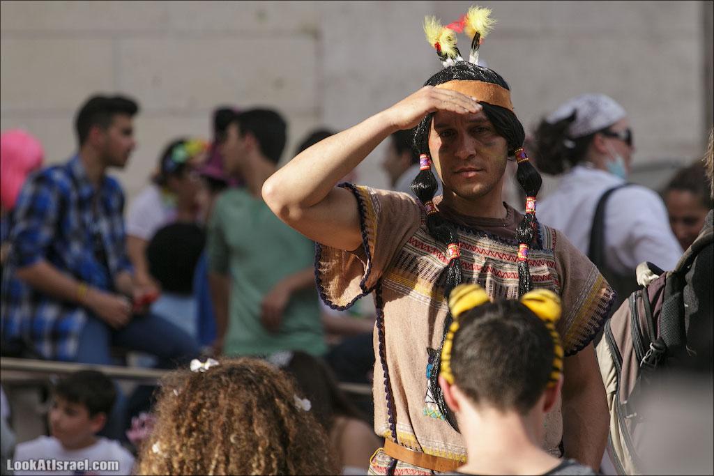 Пурим 2013, Тель Авив | LookAtIsrael.com - Фотографии Израиля и не только...