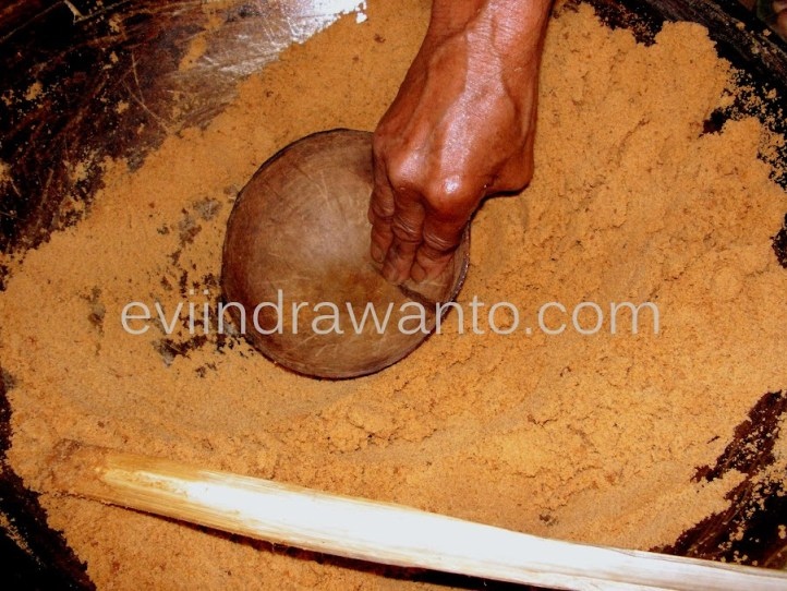 cara membuat gula semut
