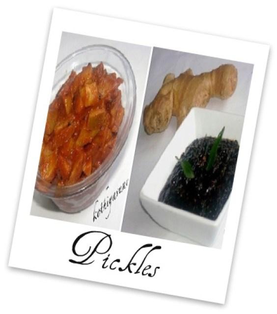 Veg-Recipes -Pickles |kothiyavunu.com