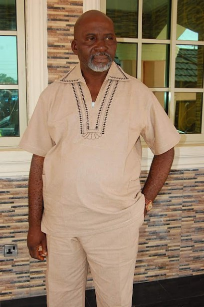 Nollywood Actor and UNIZIK Lecturer Mr Ebo is Dead.