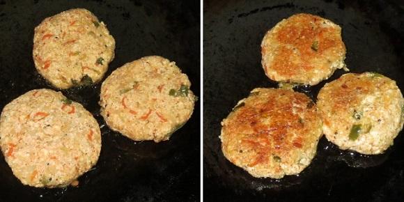 印度Paneer汉堡包菜谱和一步一步的图片学习如何制作辛辣的Paneer汉堡包蔬菜汉堡包foodmania.com188bet金宝搏下载