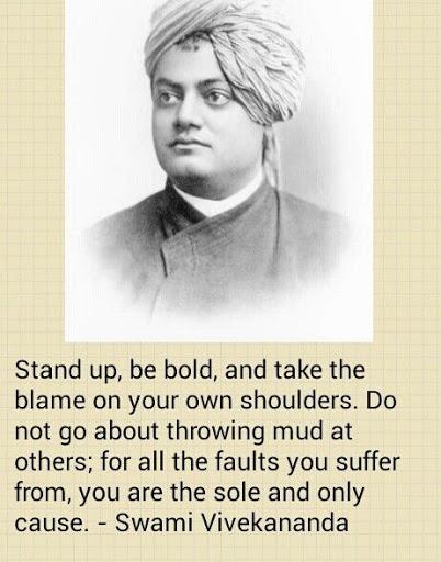 Swami Vivekananda quotes about life