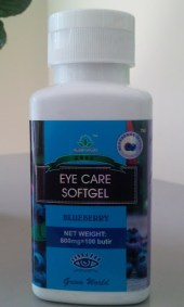 Eye Care Softgel Asli