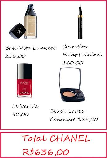 O que você pode comprar com o dinheiro da La Praire Caviar Collection